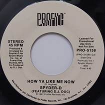 HOW YA LIKE ME NOW (USED)