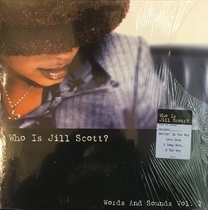 WHO IS JILL SCOTT? - WORDS AND SOUND (USED)