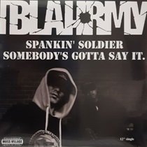 SPANKIN' SOLDIER (USED)