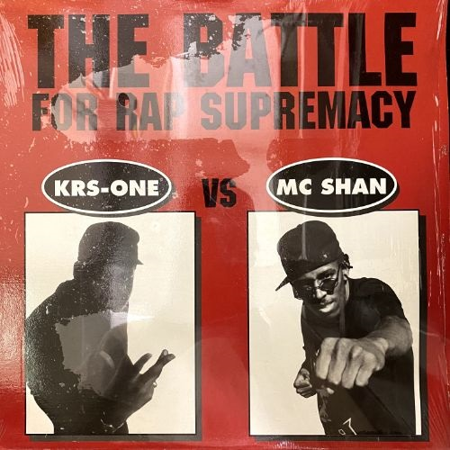 THE BATTLE FOR RAP SUPREMACY (USED)