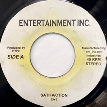 SATISFACTION / BREATH (RE-MIX) (USED)