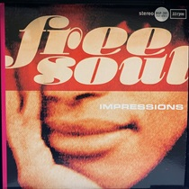 FREE SOUL IMPRESSIONS (USED)