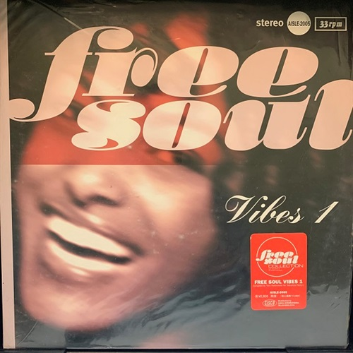 FREE SOUL VIBES (USED)