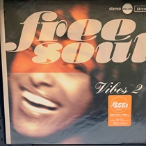 FREE SOUL VIBES2 (USED)