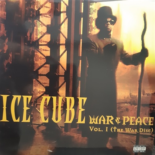 WAR & PEACE VOL.1(THE WAR DISC) (USED)