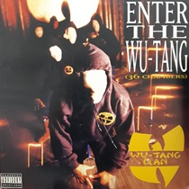 ENTER THE WU-TANG (36 CHAMBERS) (USED)