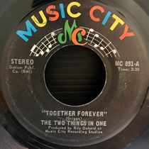 TOGETHER FOREVER (USED)