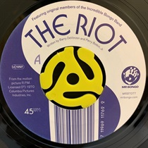 THE RIOT (USED)