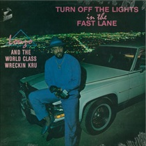 TURN OFF THE LIGHTS IN THE FAST LANE (USED)