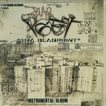 THA BLAQPRINT(INSTRUMENTAL ALBUM) (USED)