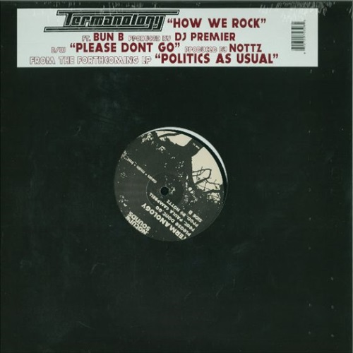 HOW WE ROCK/PLEASE DON'T GO (USED)