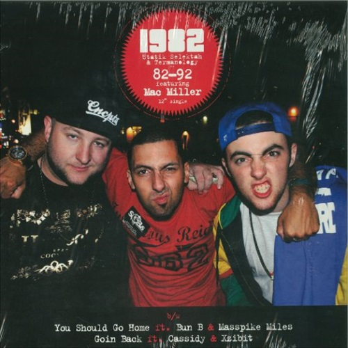 82-92 FEAT. MAC MILLER (USED)