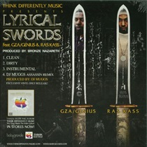 LYRICAL SWORDS (USED)