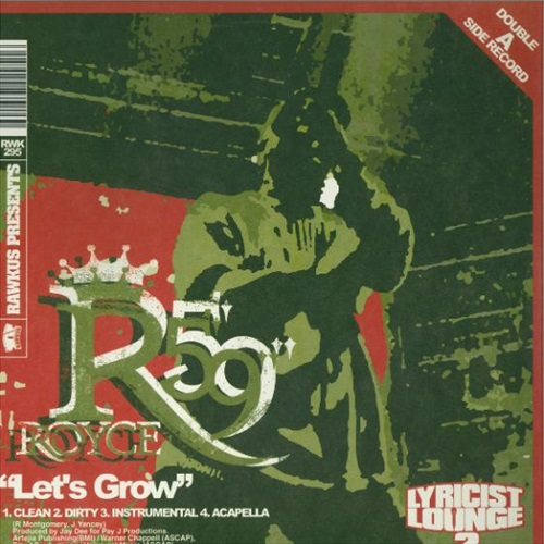 LET'S GROW/GET UP (USED)
