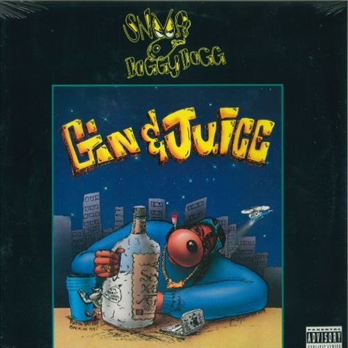 GIN AND JUICE (USED)