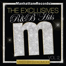 THE EXCLUSIVES R&B HITS VOL.2