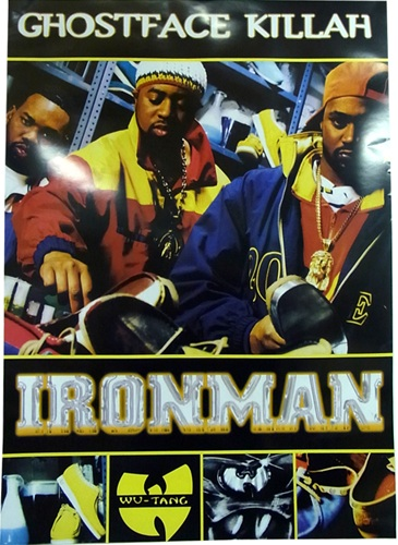 Poster Ghostface Killah