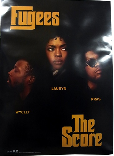 Poster Fugees