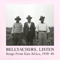 Songs From East Africa 1938-46