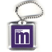 Manhattan Key Holder (Purple)