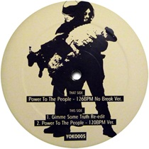 Power To The People-Yo&Kos Danc Edit