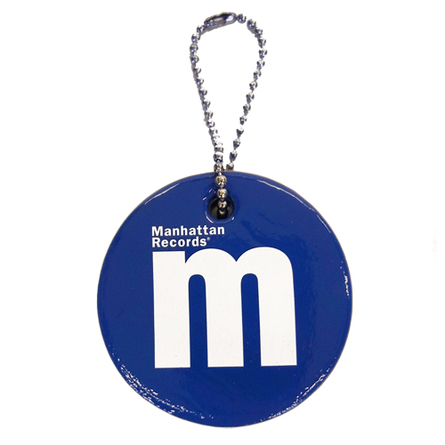 MANHATTAN FLOATING KEY HOLDER (BLUE)
