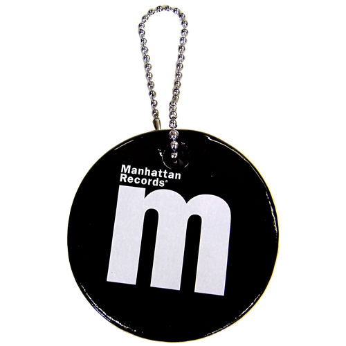 MANHATTAN FLOATING KEY HOLDER (BLACK)
