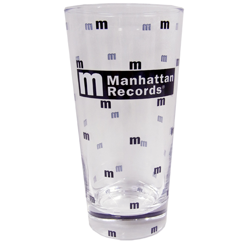 Manhattan Dot Glass