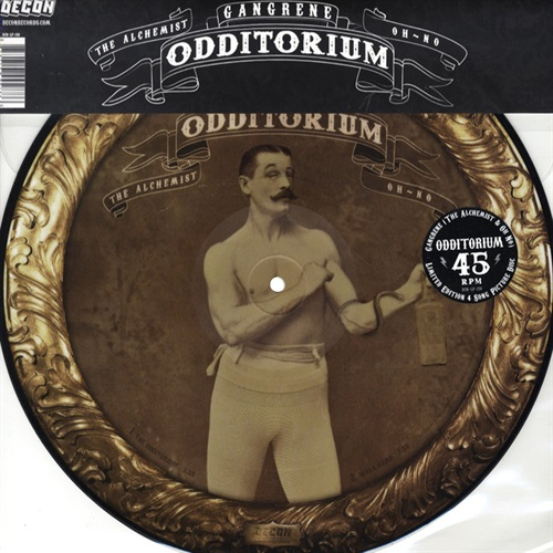 THE ODDITORIUM