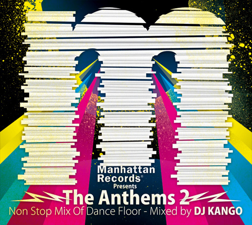 THE ANTHEMS 2 -NON STOP MIX OF DANCE FLOOR-