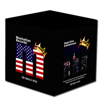 Manhattan x MAGIC STICK / Manhattan Box Mini 5 Set