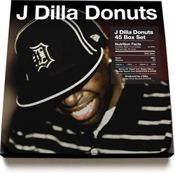 Donuts 45 Box Set