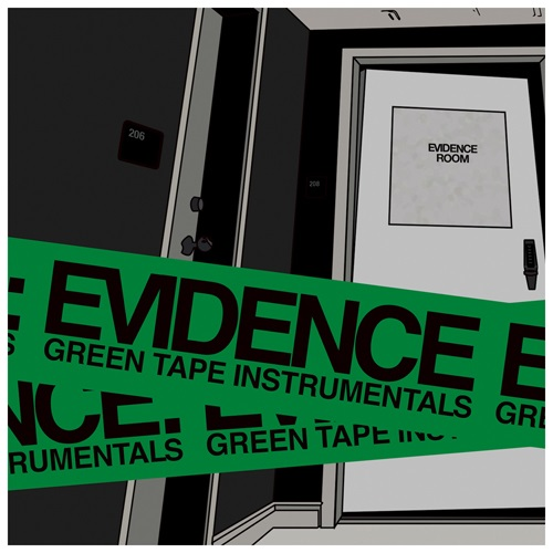 GREEN TAPE INSTRUMENTAL