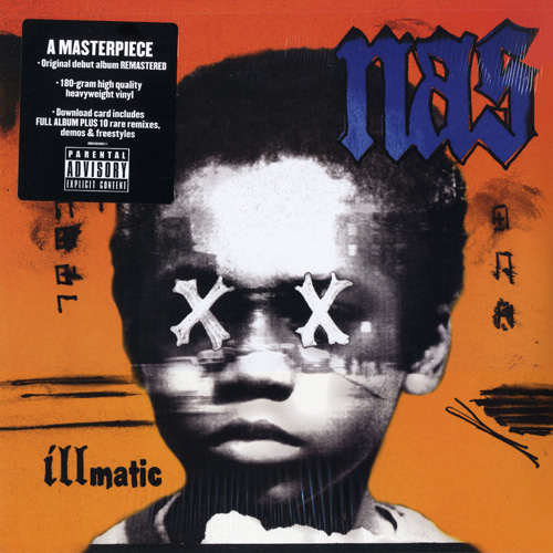 ILLMATIC XX (20TH ANNIVERSARY EDITION)