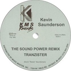 The Sound (power Rmx)