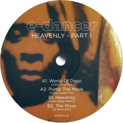 Heavenly Pt.1(Carl Craig / Kenny Larkin / D-Wynn)