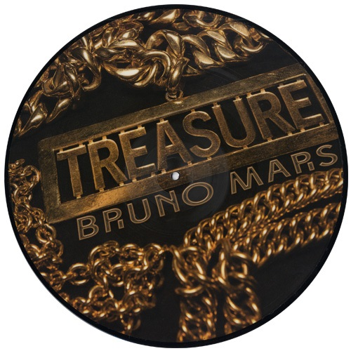 TREASURE (PICTURE DISC)