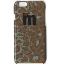 Iphone6 4.7inch / Leopard Pattern (Brown)