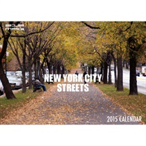 New York City Streets 2015 Calendar