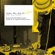 Color Mix Vol.3 Yellow R&b House