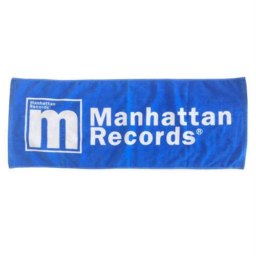 MANHATTAN TOWEL (BLUE)