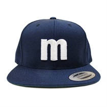 MANHATTAN SNAPBACK (NAVY)