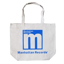 MANHATTAN LOGO TOTE BAG