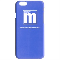 iPHONE 6 CASE(4.7INCH) M LOGO BLUE