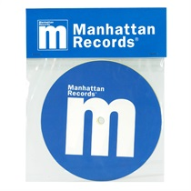 MANHATTAN LOGO CONTROL VINYL STICKER