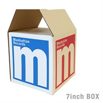MANHATTAN BOX 7INCH 5SET