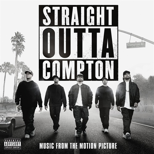 STAIGHT OUTTA COMPTON ORIGINAL MOTION PICTURE SOUND TRACK