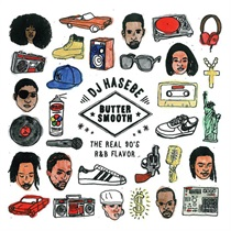 BUTTER SMOOTH -THE REAL 90´S R&B FLAVOR-