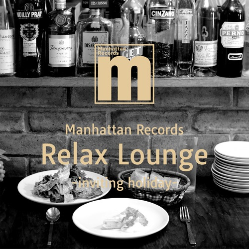 MANHATTAN RECORDS RELAX LOUNGE -INVITING HOLIDAY- (CD+トートバックセット)