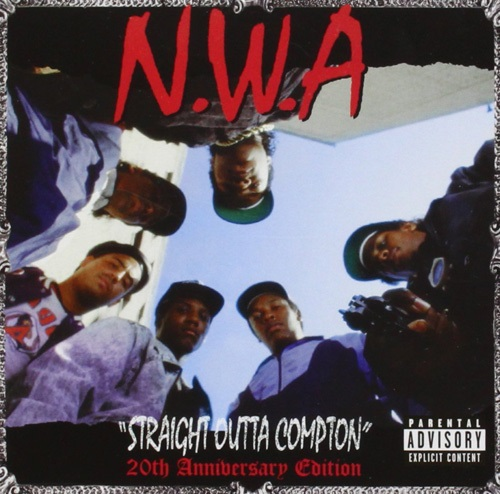STRAIGHT OUTTA COMPTON 20TH EDITION